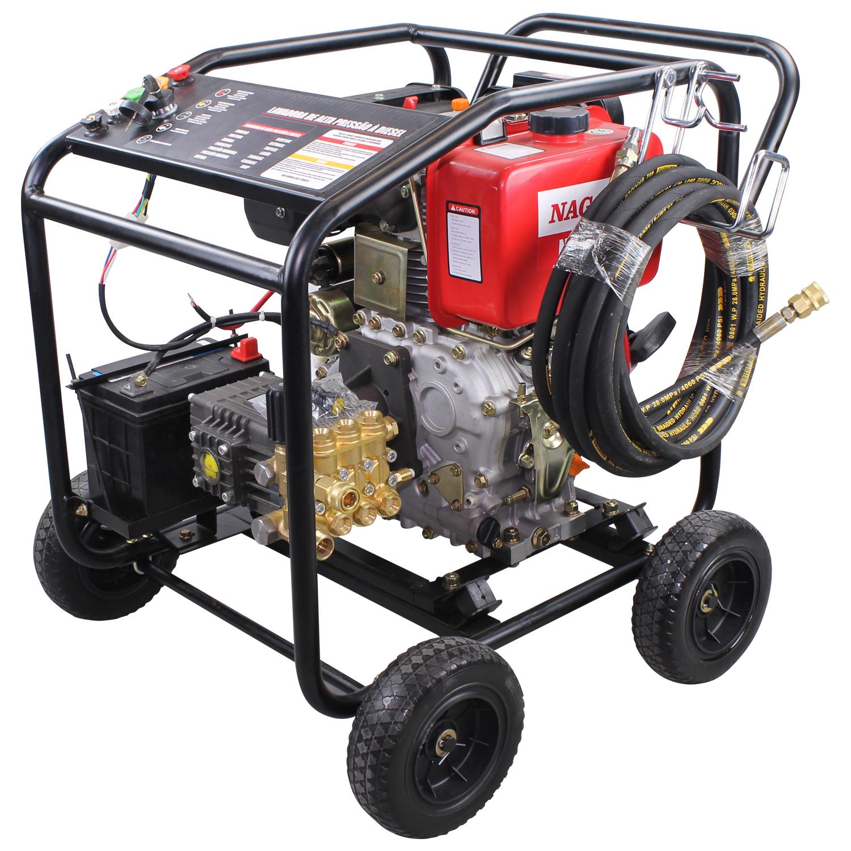 3c02dfd9b67 Lavadora de Alta Pressão a Diesel Partida Elétrica Motor 10HP 186F -  NLD250E · 659 -. Lavadora de Alta Pressão a Gasolina Partida Elétrica 2900  LBS Axial ...