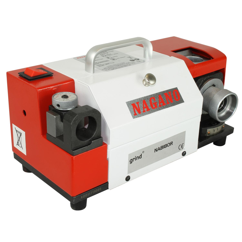 d5e5a02384573 Nagano Máquinas - Afiadora De Brocas Elétrica 2mm A13mm 60HZ 180W NAB180R