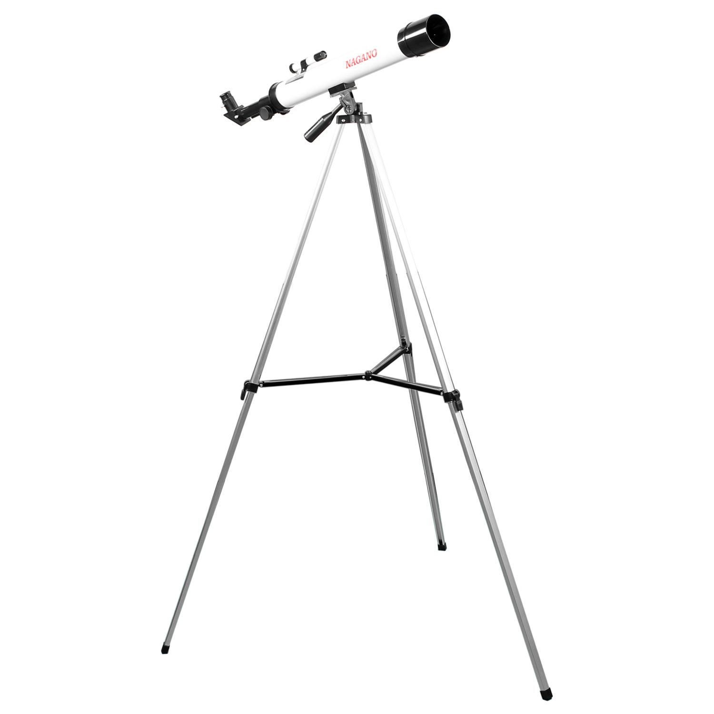 Nagano Máquinas - Telescópio de Refração 60x 120x - Nagano e8716d601a
